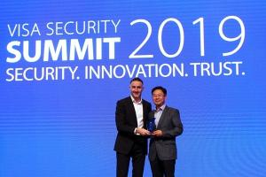 신한카드, VISA 'Champion Security Award' 수상